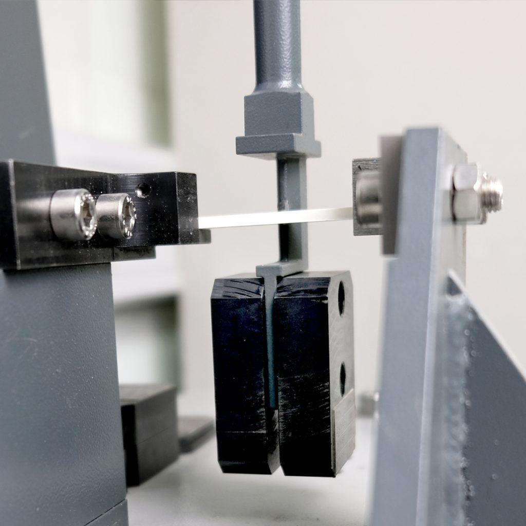 Example of Material Testing Capabilities - Tensile Tester