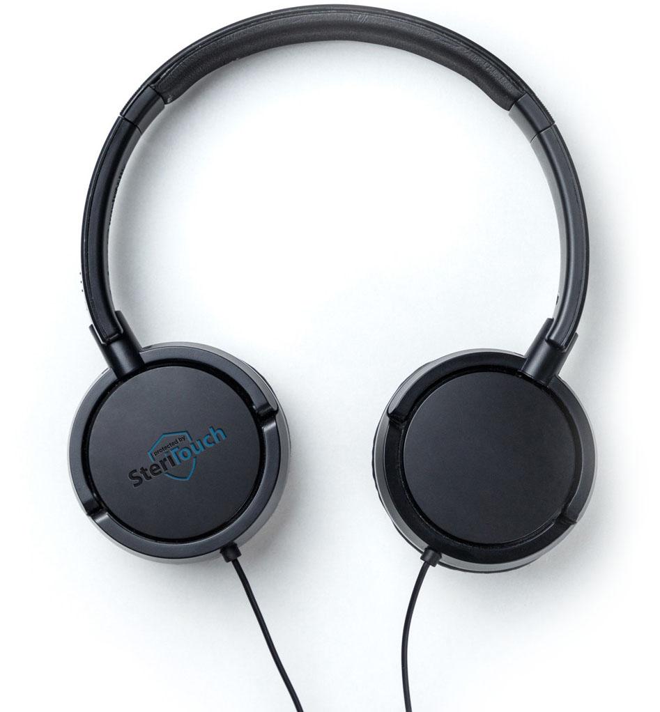 Antimicrobial Headphones